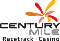CENTURY MILE RACETRACK AND CASINO Logo